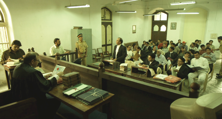 Cross Examination in India
